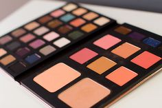 Smashbox Master Class Palette II Review via Wake Up for Makeup.