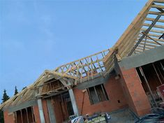 Projekt domu Willa Parkowa 4 165,77 m2 - koszt budowy - EXTRADOM Bungalow, Utility Pole, House Plans, Villa, How To Plan, House Styles, Log Projects, House Floor Plans, Villas