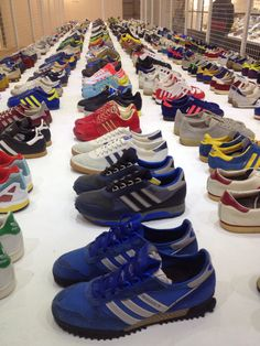 Adidas Spezial Exhibition Manchester 2014