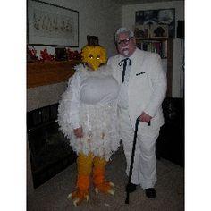 Awkward Couple Costumes