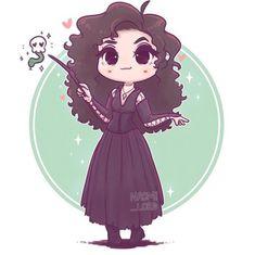 ✨💚 Chibi Bellatrix Lestrange 💀💚✨ who . - - ✨💚 Chibi Bellatrix Lestrange 💀💚✨ who . Harry Potter Tumblr, Fanart Harry Potter, Harry Potter Disney, Harry Potter Kawaii, Estilo Harry Potter, Arte Do Harry Potter, Harry Potter Cartoon, Cute Harry Potter, Harry Potter Artwork