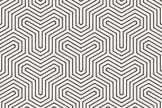 Geometric Seamless Patterns Set 9 by Curly_Pat on @creativemarket