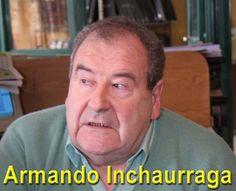 """Presentación del libro de Armando """"Basko"""" Inchaurraga"""