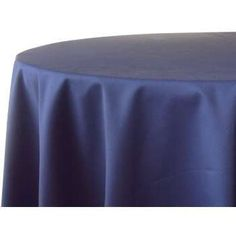 French Blue linens and seat cushions