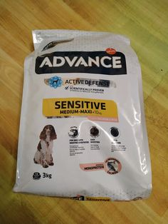 #AdvanceSensitive Snack Recipes, Snacks, Salmon, Chips, Easy, Food, Vitamins And Minerals, Vitamin E, Dog Food