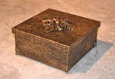 Resultado de imagem para lindas caixas de madeira