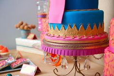 Indian Dessert Table by Sandra Downie Event Design {guest feature}