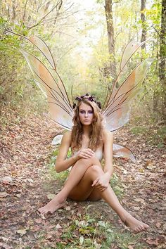 Kira Fairy Wings in your Custom Color Pattern by TheFancyFairy