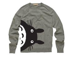 Totoro Sweater. This doesn't link to a purchase site :(