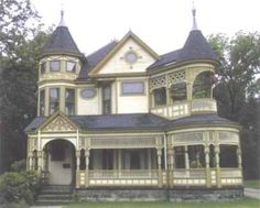 Victorian Historic house. Bedford, OH.