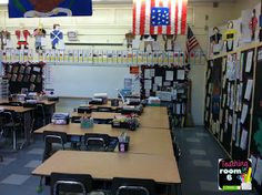 Letting the students choose where to sit on the first day is a good way to gauge their personalities, their friends, classroom habits, etc.