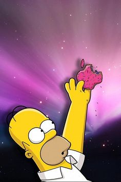 The iPhone 4 Wallpaper I just pinned! Simpson Wallpaper Iphone, Apple Wallpaper Iphone, Apple Iphone, Iphone 4, Video Simpson, Cute Wallpapers, Wallpaper Backgrounds, Iphone Wallpapers, Best Apple Watch