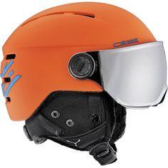 Cosplay Helmet, Ski Helmets, Ear Protection, New Model, Business Design, Bicycle Helmet, Blue Orange, Cyberpunk, Product Design