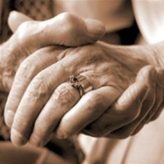 Old Age Hands