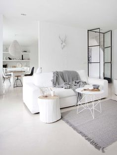 """gravityhome: """" White home in The Netherlands 