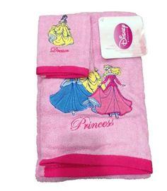 hiriyt Fashion 1 Piece Embroidery Animal Pattern Soft Towel for Kids Children Dresses