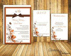 Fall Wedding Invitations Fall Wedding Invitations Fall Wedding Invitations  Keywords: #fallweddings #jevelweddingplanning Follow Us: www.jevelweddingplanning.com  www.facebook.com/jevelweddingplanning/