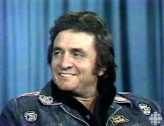 Johnny Cash in 1975