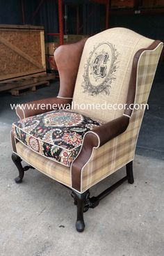 Hey, I found this really awesome Etsy listing at https://www.etsy.com/listing/246484613/custom-order-upholstered-wingback-chair