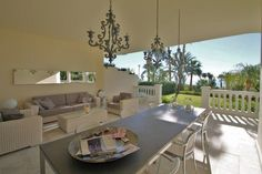 Luxury Frontline Beach Apartment for Sale in Estepona, Costa del Sol | Click on image for more details