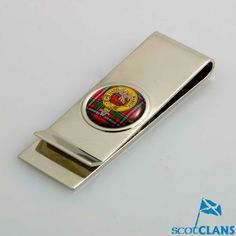 Clan Crest Money Clip
