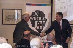 Expositie De Wereld Van Jans geopend door Cees Bijl