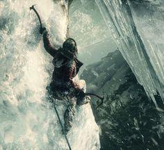 Rise of the tomb raider E3 2015