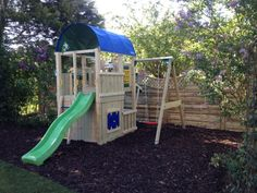 Jungle Gym Farm that featured on ITVs Love your Garden with Alan Titchmarsh