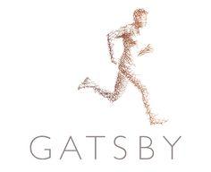 Gatsby brand identity design - Nathan Webb design