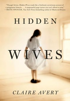 Claire Avery - Hidden Wives / #awordfromJoJo #Religion #Romance #Contemporary #ClaireAvery