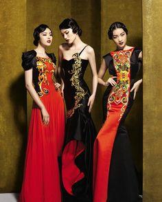 Chinese Luxury Costumes