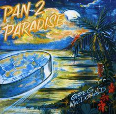 Greg Macdonald - Pan 2 Paradise, Blue