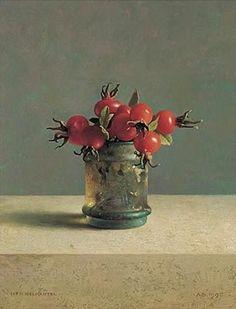 Underpaintings: Random Inspiration: Henk Helmantel (b. Realistic Paintings, Paintings I Love, Still Life Photography, Art Photography, Still Life Images, Still Life Fruit, Painting Still Life, Dutch Artists, Realism Art