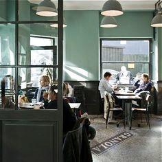 Granola ist ein zauberhaftes französisches Bistro in Kopenhagen | creme kopenhagen