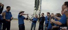 Jeff Bezos realizza il sogno quasi impossibile di Elon Musk. Completato un atterraggio di successo del razzo Nuovo Shepard https://www.ma-no.org/it/content/index_jeff-bezos-realizza-il-sogno-quasi-impossibile-di-elon-musk_2084.php