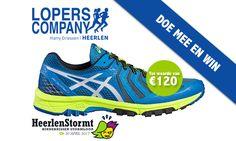 Win een paar Asics hardloopschoenen t.w.v. €120