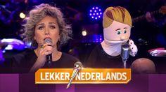 Do zingt prachtige versie van 'Hello' (Adele)   Lekker Nederlands 2016