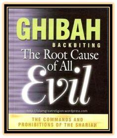 THE COMPANION: Rasulullah SAW Admonishes Those Who Backbite