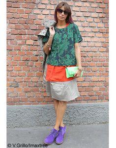 Fashionistas de Milão