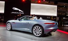 2014 Jaguar F-Type 2014 Jaguar F-Type MPG Convertible – TopIsMagazine