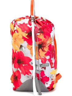 ADIDAS BY STELLA MCCARTNEY 'Blossom' Backpack. #adidasbystellamccartney #bags #polyester #backpacks