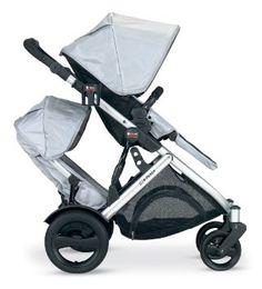 Amazon.com: Britax B-Ready Stroller, Silver: Baby