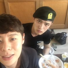 [OTHER INSTAGRAM] 150516 Friends Share Photos with Private Kim Jaejoong! | JYJ3