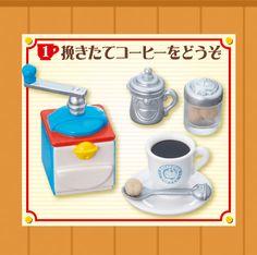 Re-Ment Miniatures - Doraemon Welcome To Café #1