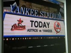 #MLB PICK OF THE DAY - NY Yankees Vs. Houston Astros   http://www.freesportspropicks.com/signup.php  #YankeesVsAstros #NYYankees #HoustonAstros