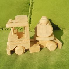 Truck Wooden truck Wooden toysToys Kids toy Toys by EcoToy on Etsy