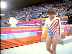 Mary Lou Retton - Olympic Gold (part 1)