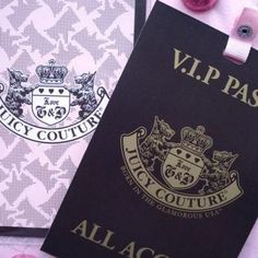 Juicy couture party!!