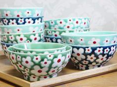 Rice bowls & Soup Bowls