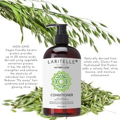 Laritelle Organic Conditioner Organic Macadamia Keratin Follicle Stimulating Rosemary Ginger and Grapefruit Fortifying Hair Growth Formula 16 oz. * Read more at the image link. (This is an affiliate link) Coconut Oil Hair Treatment, Coconut Oil Hair Growth, Hair Regrowth Shampoo, Hair Follicles, Soften Hair, Natural Coconut Oil, Organic Shampoo, Organic Aloe Vera, Healthy Hair Growth